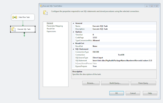 Welcome to techbrothersit ssis how to use row count for Table variable in sql server