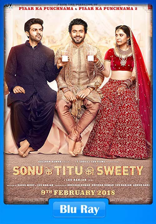 Sonu Ke Titu Ki Sweety 2018 Hindi 720p BluRay x264 | 480p 300MB | 100MB HEVC