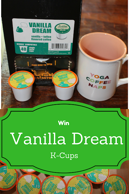 Java Factory, Java Factory Vanilla Dream, review, giveaway, breakfast, coffee maker