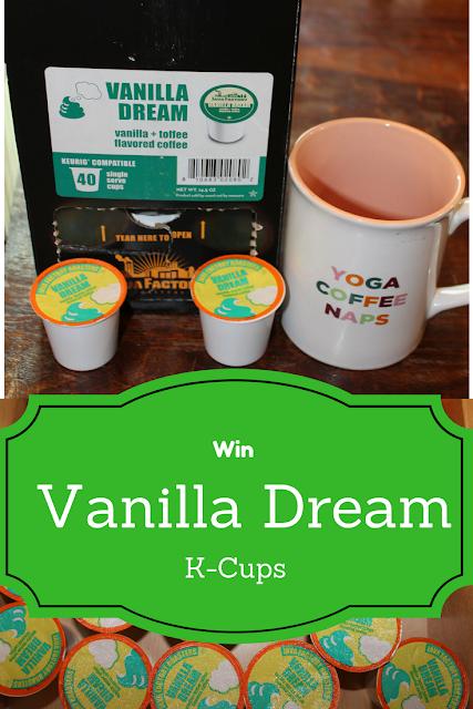 Java Factory, Java Factory Vanilla Dream, review, giveaway, breakfast, coffee maker