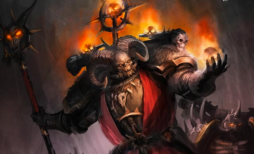Lord of the Daemonkin: Shadowspear- Greater Possessed Revealed