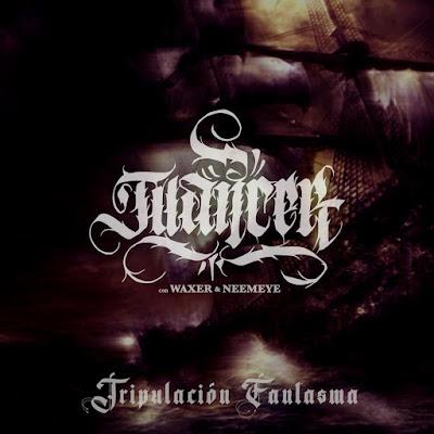 Single: Juancer El Bastardo feat. Waxer - Tripulación Fantasma [2018]