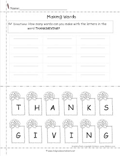 Thanksgiving Drawings For Kids