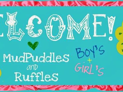 A Gift for the Little Gentleman from MudPuddles & Ruffles {A Holiday Gift Guide Giveaway}