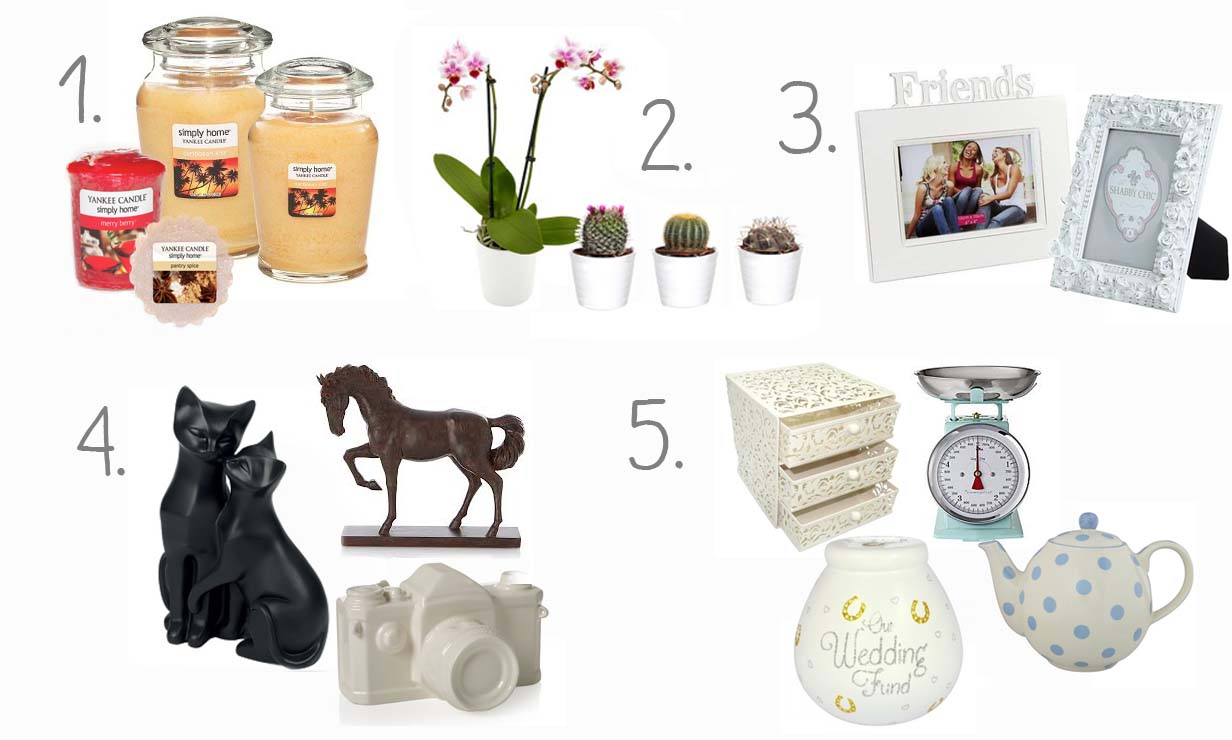 Homeware gift ideas beautiful solutions for Gifts and homewares