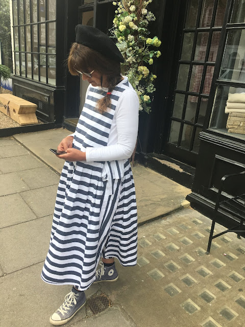 Penelope Overall Dress