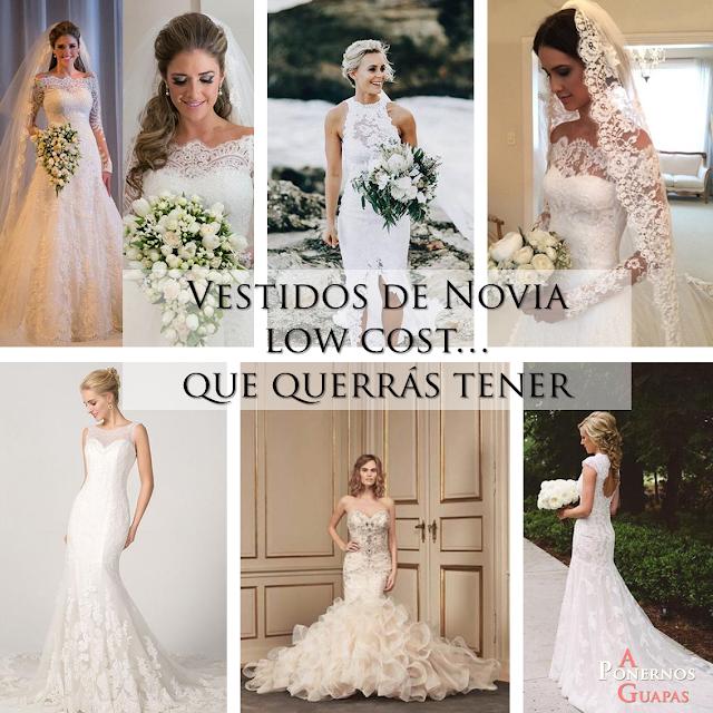 vestidos de novia low cost Angrila