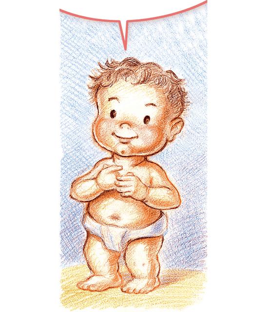 rozwój dziecka w 16. miesiącu