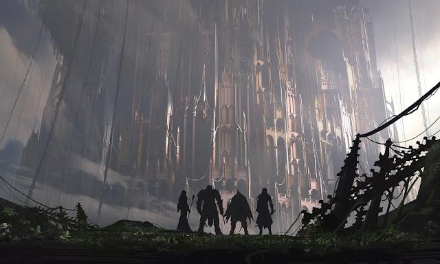 Square Enix sorprende con Babylon's Fall