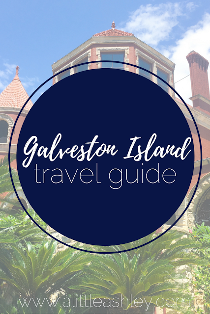 Galveston Island Travel Guide