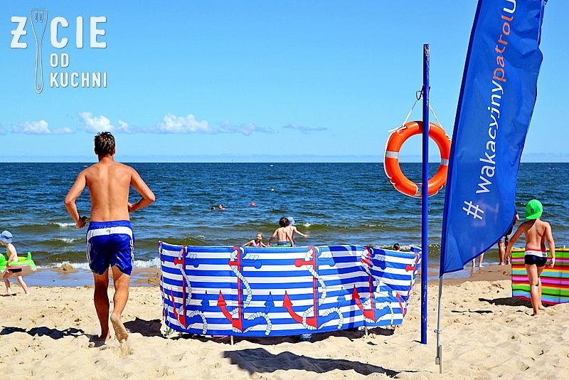 ranking plaz, wybierz plaze, plaza, morze, fale, parawan, ide na plaze, zycie odkuchni