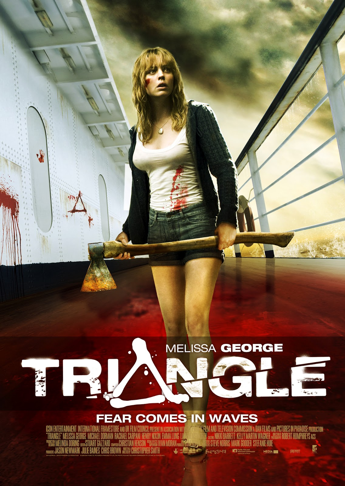 Fshare] [Kinh Dị - Viễn Tưởng] Triangle 2009 Bluray REMUX 1080p AVC