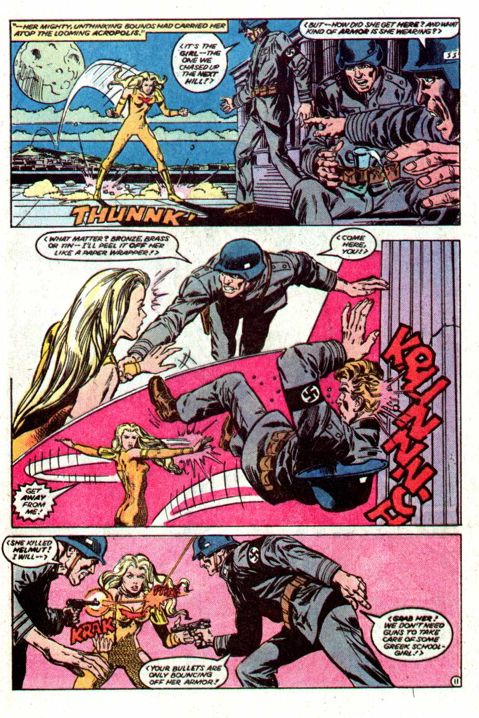 Read online Secret Origins (1986) comic -  Issue #12 - 12