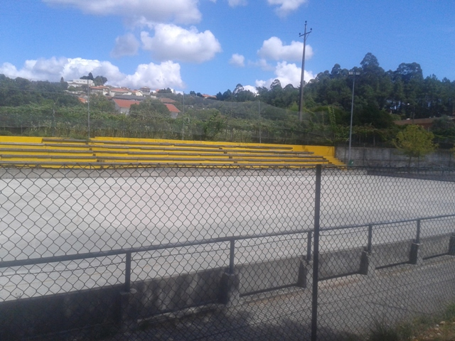 Campo Polidesportivo de Melres