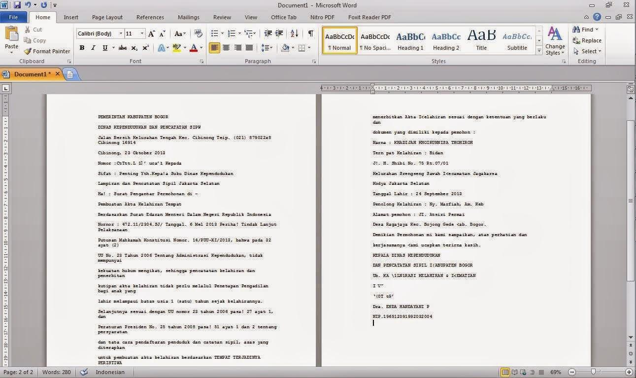 Mengubah File Pdf, Gambar, Hasil Scan Ke Format Text Microsoft Word