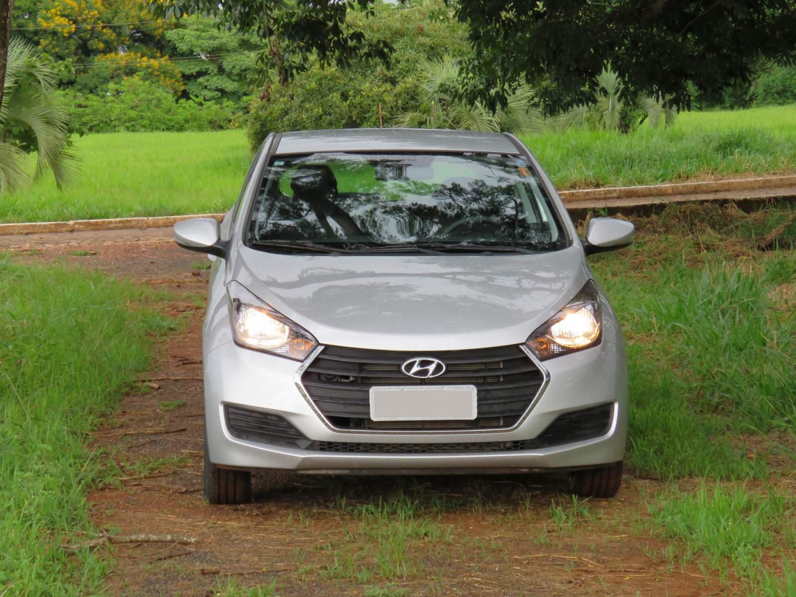 Hyundai Hb20 2016 1.0 x Gol 2017
