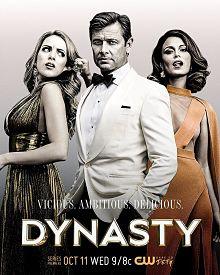 Sinopsis pemain genre Serial Dynasty (2017)