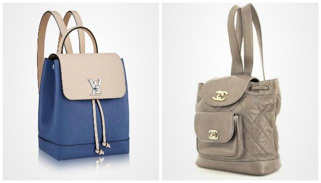 10 Model Tas Stylish Backpack Untuk Wanita
