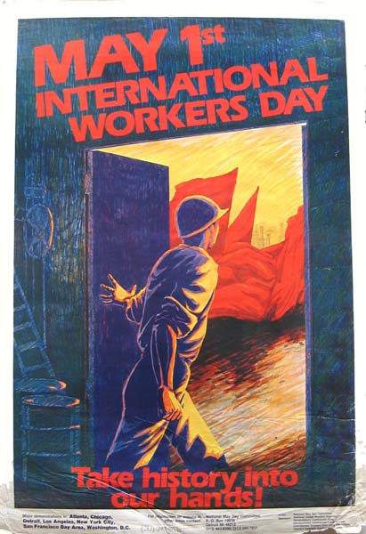 Vintage May Day Posters ~ vintage everyday