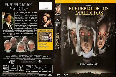 El pueblo de los malditos (1995) - Carátula
