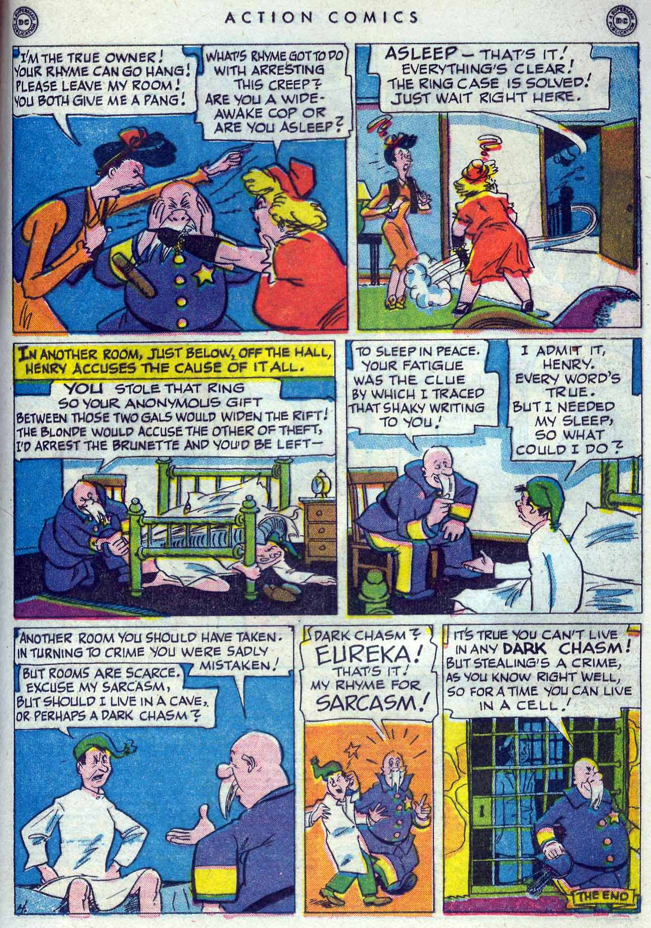 Read online Action Comics (1938) comic -  Issue #105 - 37