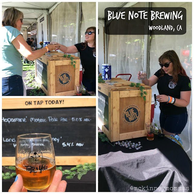 mckinneymommas, woodland, craft beer, blue note brewing