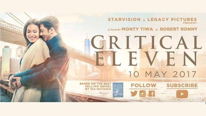 Critical Eleven, Film Indonesia yang Paling Bikin Baper di Tahun 2017