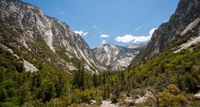 Parque Nacional de Kings Canyon na Califórnia