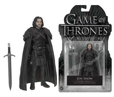 "Game of Thrones ""The Wall"" Series 3.75"" Action Figures by Funko - Jon Snow"