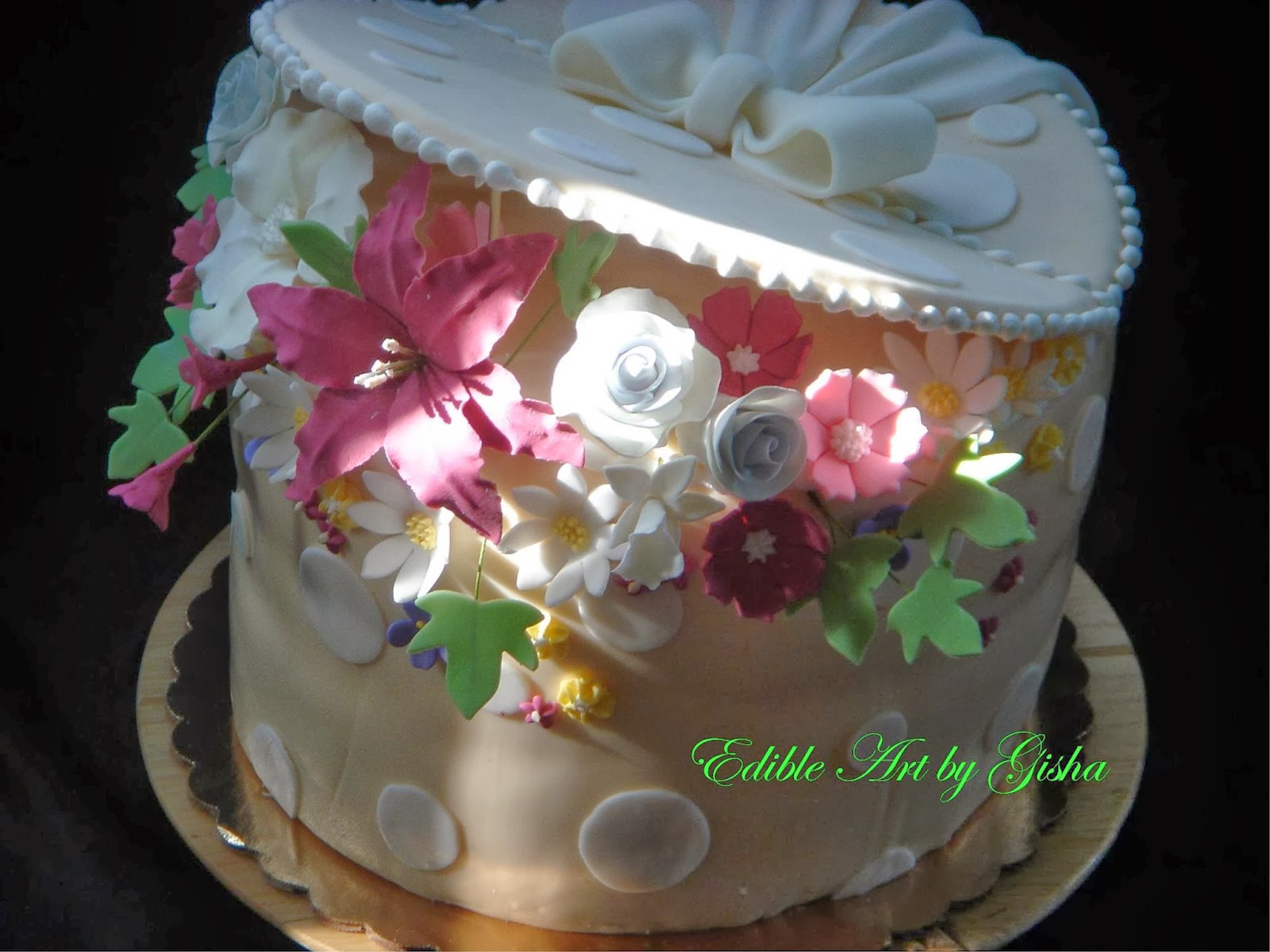 Edible Art By Gisha Pucheta Not Geisha Boxes And