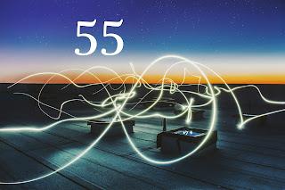 numerologiczna 55, liczba 55, liczba mistrzowska, numerologia 55, znaczenie, symbolika