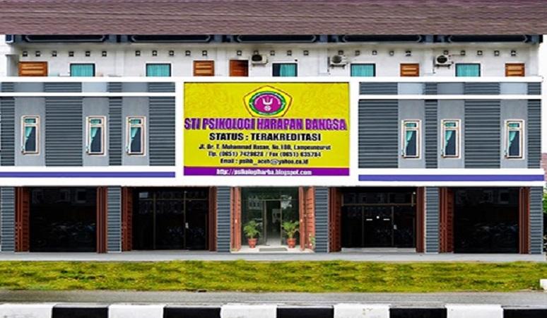PENERIMAAN MAHASISWA BARU (STI PSIKOLOGI-HB) 2018-2019 SEKOLAH TINGGI ILMU PSIKOLOGI HARAPAN BANGSA