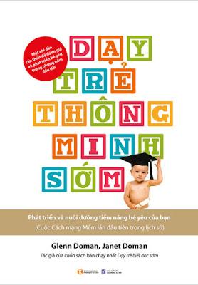 """Tóm tắt cuốn """"Dạy trẻ thông minh sớm"""" của giáo sư Glenn Doman"""
