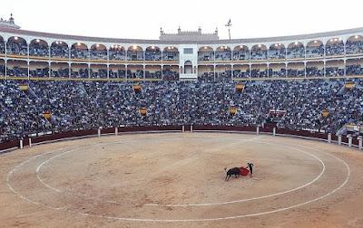 Мадрид, Испания. Madrid, Spain коррида, тореро, тореадор, бык