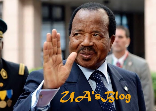 BREAKING: Cameroon President, Paul Biya, 85 Wins Another 7 Years Term