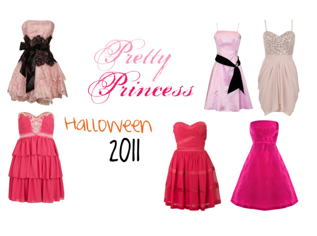 How to Pretty Princess Costume