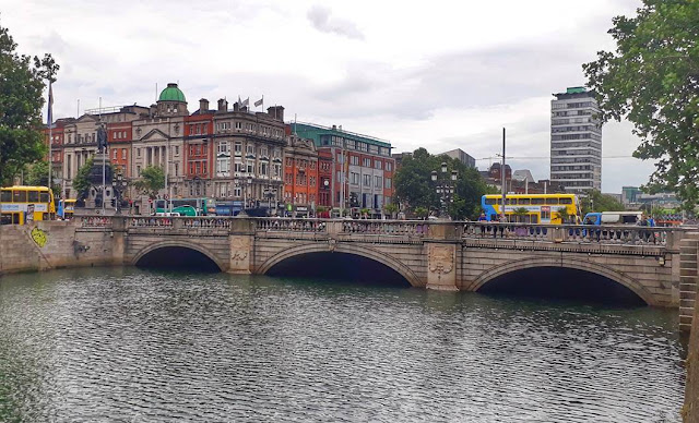 O'Connell Bridge Dublin