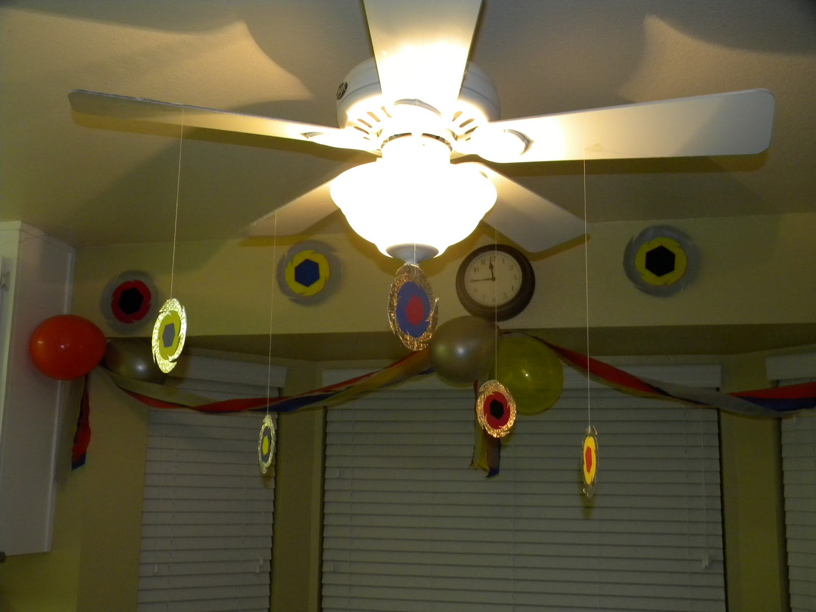 Just A Frugal Mom: Beyblade Birthday Party