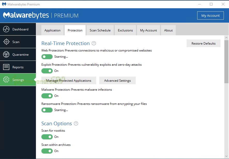 Malwarebytes Anti-Malware Premium