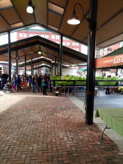 St. Paul Farmers Market, downtown opening 2016
