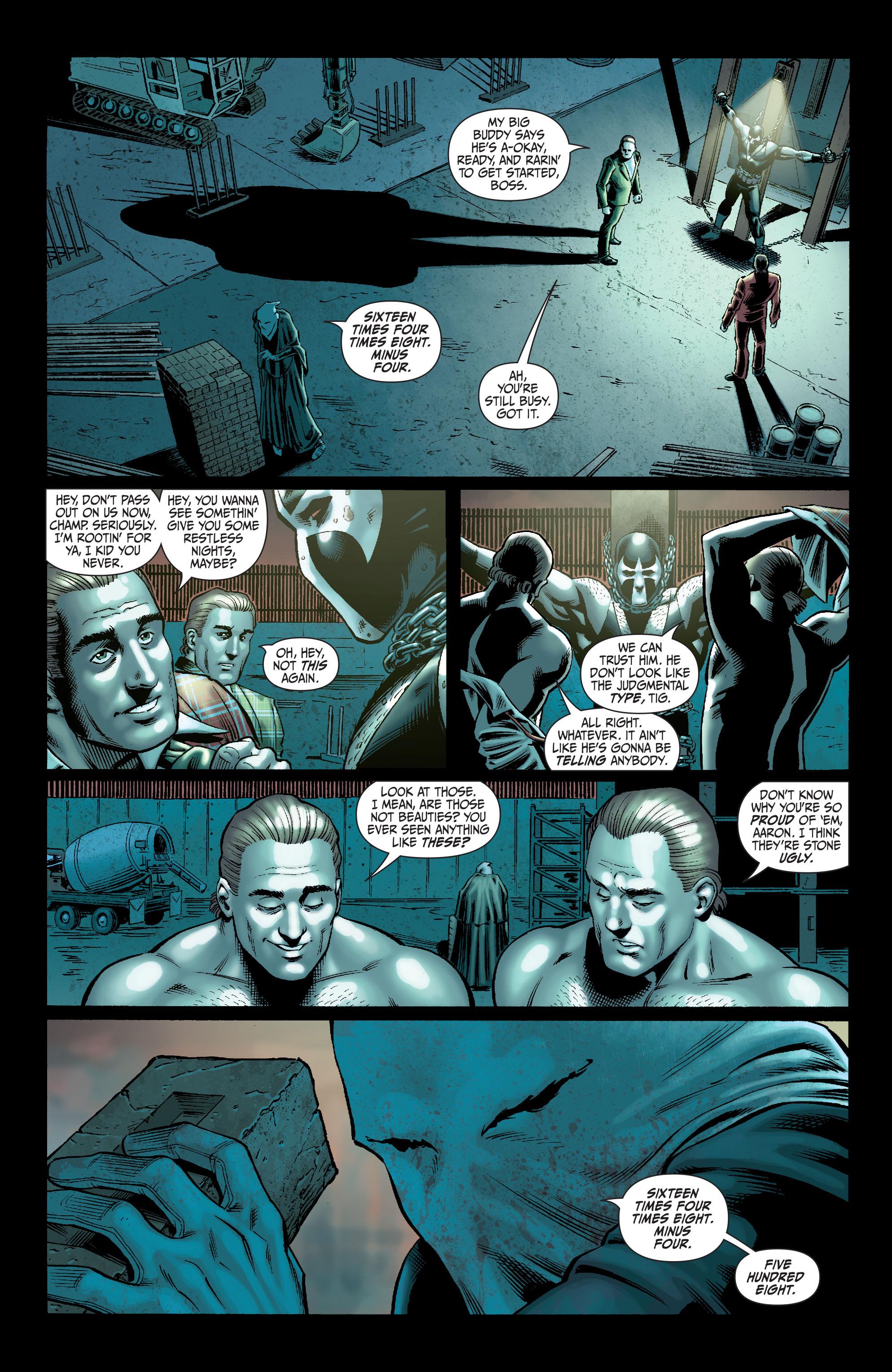 Read online Secret Six (2008) comic -  Issue #5 - 4