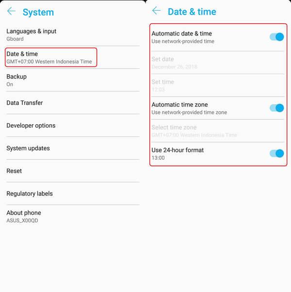 Membuka dan Memperbaiki WhatsApp Kadaluarsa