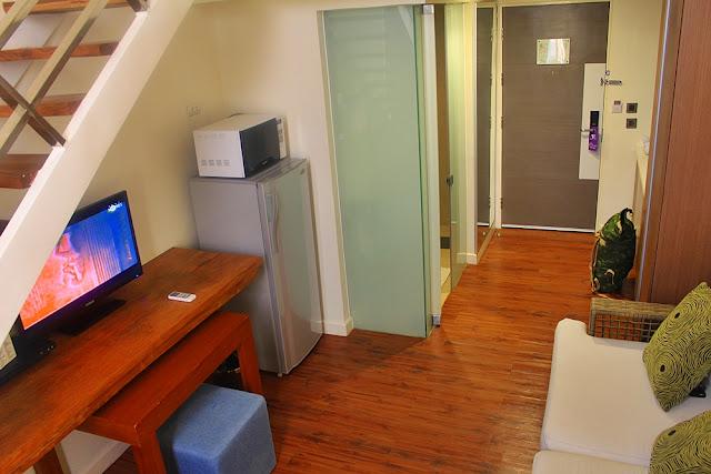 room at Ferra Hotel