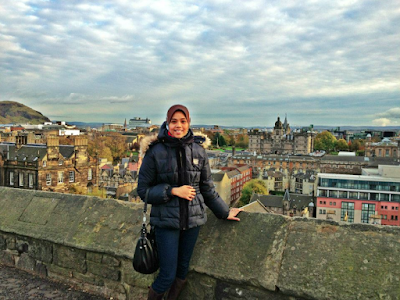 TRAVELOG: EDINBURGH