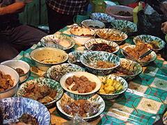 Nasi jamblang Cirebon