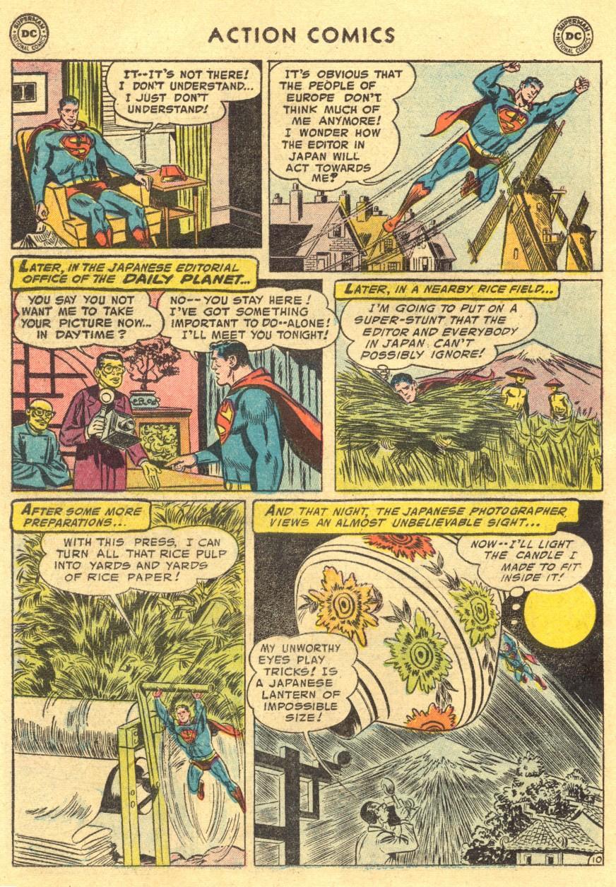 Action Comics (1938) 211 Page 11
