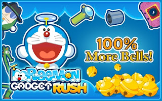 Doraemon Gadget Rush 1.3.0 MOD Apk+Unlimited Gems/Energy1