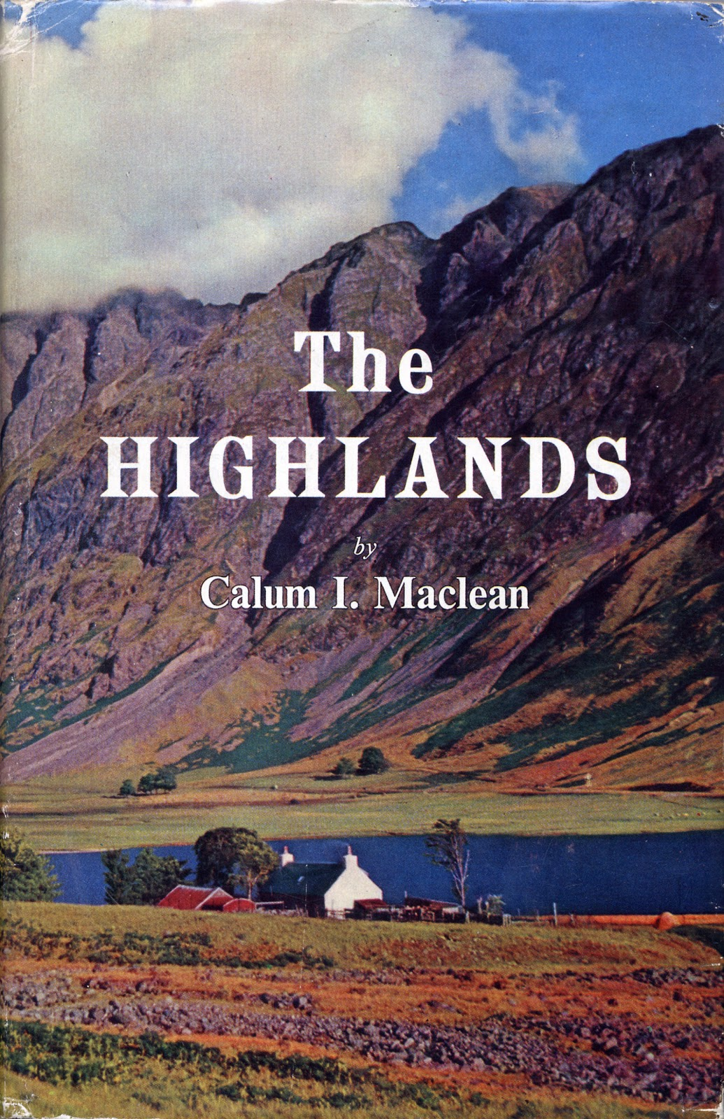 The Calum Maclean Project L 232 Irmheas The Highlands border=