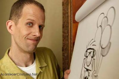 Pete Docter, creador de dibujos animados
