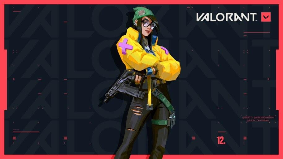 Valorant, Killjoy, 4K, #5.2460